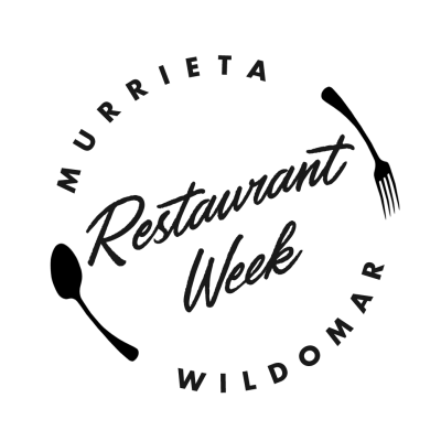 Restaurant week logo no circle